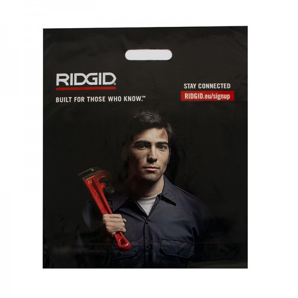 RIDGID plastic bag - recycled